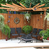 Henwood landscape and decorations : Henwood Home Made projects