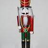 Nutcrackers and Beer Mug collection : Vickie's nutcrackers and Daryl's Beer mug collection